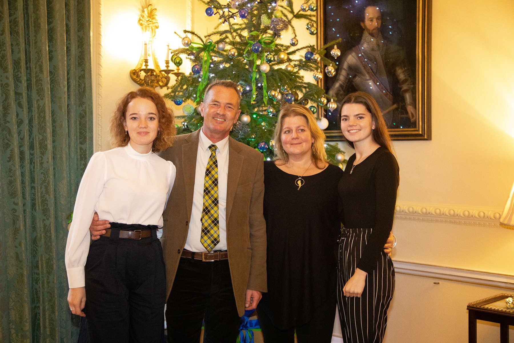 At Downing Street, Ladydowns Christmas Trees